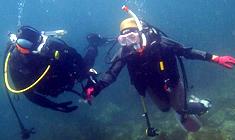 青海島での海洋実習